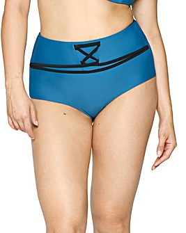 Curvy Kate Rock the Pool High Waist