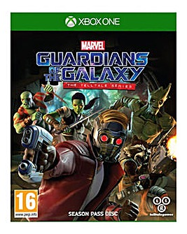 Marvel Guardians of the Galaxy Xbox One