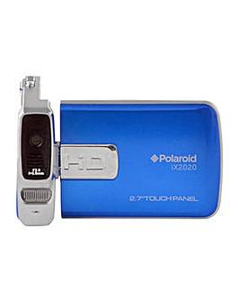 Polaroid ID2020 Full HD Camcorder - Blue