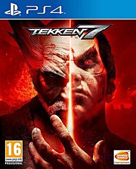 Tekken 7 PS4
