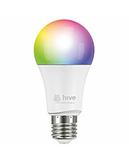 Hive Colour Changing Smart Bulb E27