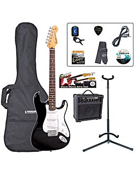 Encore Electric Guitar Outfit