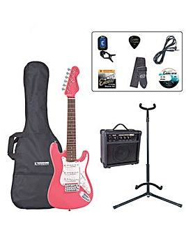 Encore 3/4 Electric Guitar Outfit