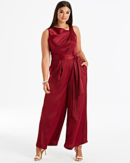 Coast Josie Asymmetric Jumpsuit