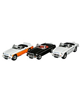 Oxford Die Cast Police Car Set