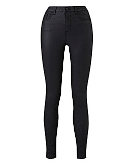 Vero Moda Coated Denim Jeans
