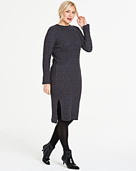 Vero Moda Knitted Midi Dress