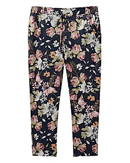 Violeta by Mango Floral Suit Trouser