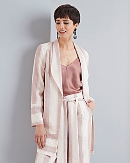 Concept Linen Jacket