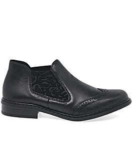 Rieker Lucia Womens Chelsea Ankle Boots