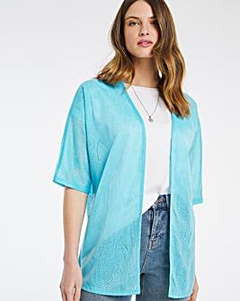 Julipa Jacquard Kimono