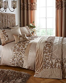 Sequin Trail Duvet Cover Set