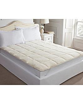 Silent Night Memory Foam Mattress Super King Size Mattress