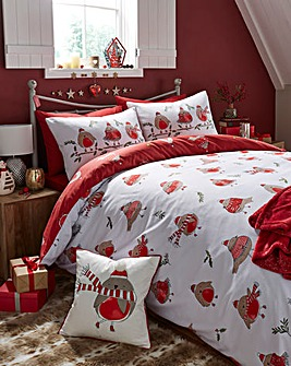 Robins Duvet Cover Set