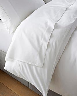 Cool 350 Thread Count Cotton Tencel Flat Sheet