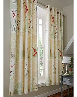 Dionne Lined Curtains