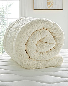 Cuddle Fleece 13.5 Tog Duvet