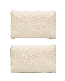 Cuddle Fleece Pillow Pair
