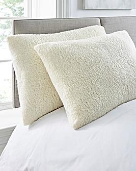 Cuddle Fleece Pillow Pair