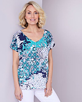 Julipa Printed T Top