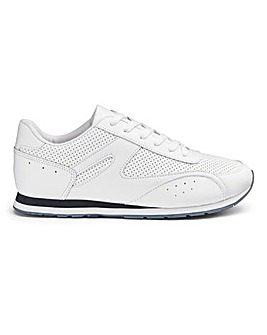 Cushion Walk Lace Trainers S Fit