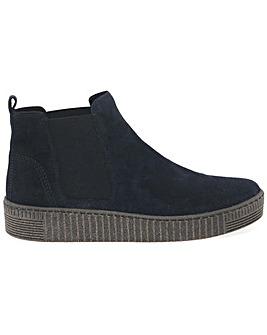 Gabor Lourdes Womens Chelsea Ankle Boots