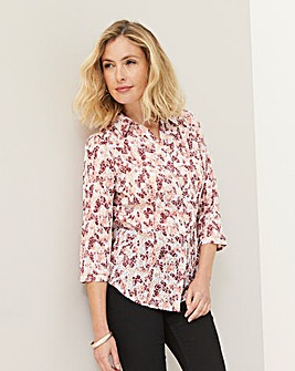 Julipa Crushed Cotton Mix Shirt