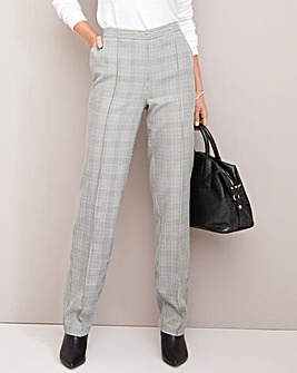 Julipa Check Trouser Regular