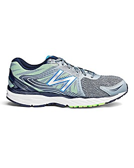 New Balance Mens 680 Running Trainers Wide Fit