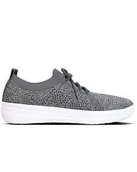FitFlop F-Sporty Uberknit Crystal Shoes