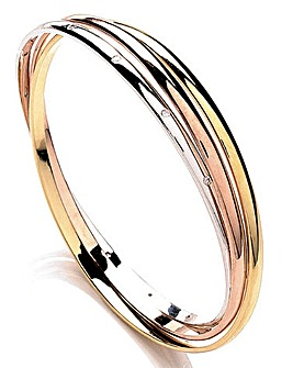 Buckley London Russian Trio Bangle