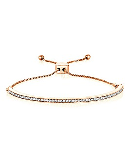 Buckley London Portobello Bracelet -Rose