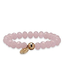 Buckley London Sparkle Bracelet Rose