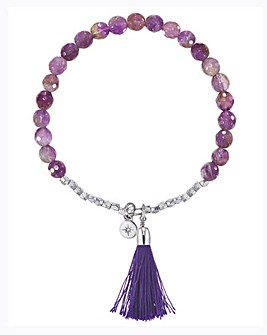 Buckley Covent Garden Bracelet Amethyst