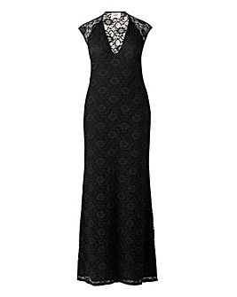 Lipstick Boutique Gabriella Lace Dress