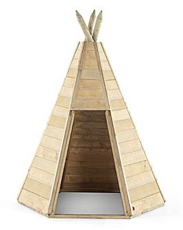 Plum Great Wooden Teepee Hideaway