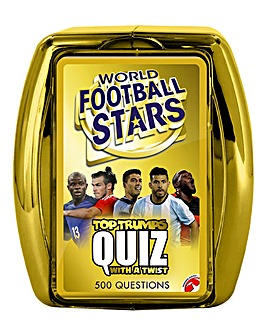 World Football Stars Quiz
