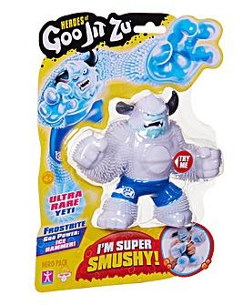 Goo Jit Zu S1 Frostbite The Yeti