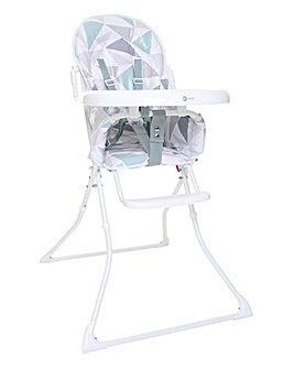 MyChild Pepper Highchair Geo Diamond