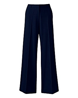 Wide Leg Trousers Length 27inches