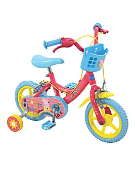 Peppa Pig My First 12in Bike