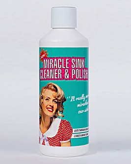 Miracle Sink Cleaner and Polish