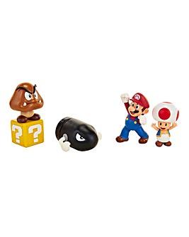 Nintendo Mario Acorn Plains Diorama