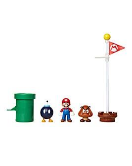 Nintendo Acorn Plains Diorama Set