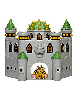 Nintendo Bowser Castle