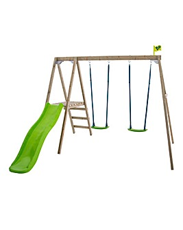 TP Forest Multiplay Swing Set & Slide