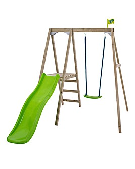 TP Single Forest Multiplay Swing Set