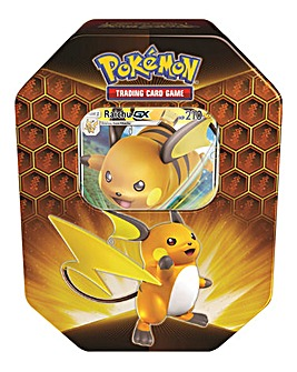 Pokemon Limited Edition Card Tin