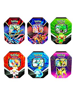 Pokemon TCG Collector Tin