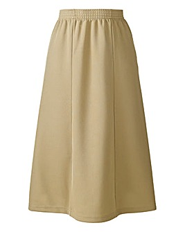 Slimma Pull-On Skirt Length 28in